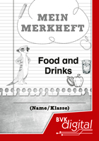Mein Merkheft – Food and Drinks