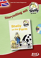 Storytelling mit Shelly, the Sheep: Shelly on the Farm (inkl. CD)