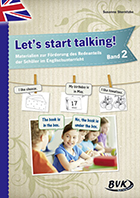 Logo:Let's start talking! Band 2