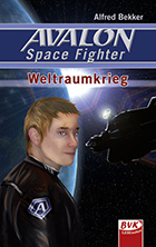 Logo:Avalon Space Fighter - Weltraumkrieg