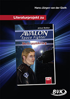 Logo:Literaturprojekt zu AVALON Space Fighter