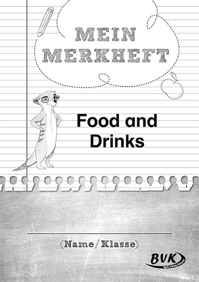 Mein Merkheft – Food & Drinks