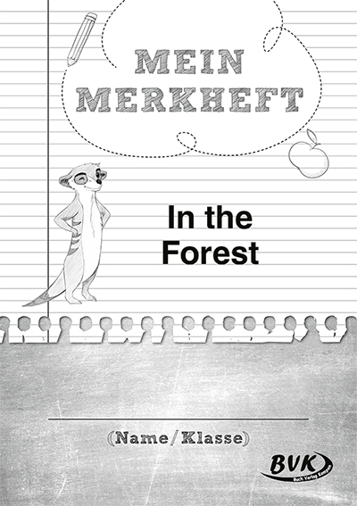 Mein Merkheft – In the Forest