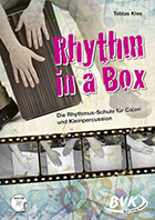 Rhythm in a Box (inkl. CD)