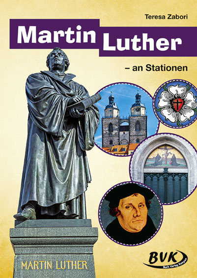 Martin Luther – an Stationen