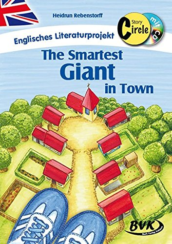 Logo:Story Circle zu The Smartest Giant in Town (inkl. CD)