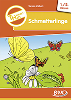 Logo:Themenheft Schmetterlinge 1./2. Klasse